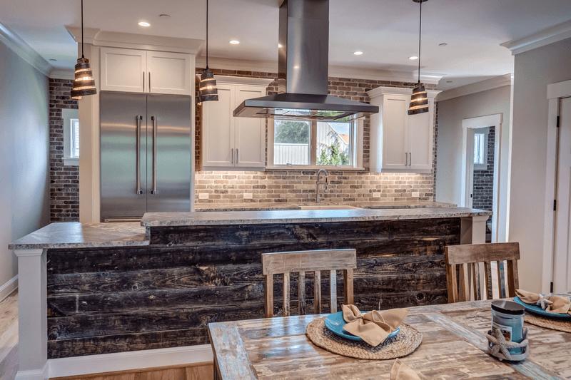 Kitchens – Waller Enterprise: Virginia Beach Custom Home Builder ...